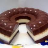 Puding Coklat Double Cream