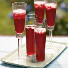 Recipe Cava and Pomegranate Cocktails