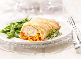 Recipe Chicken in Phyllo