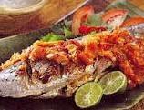 Ikan Bakar Manokwari ( Papua )