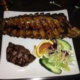 Steak Ribs Combination