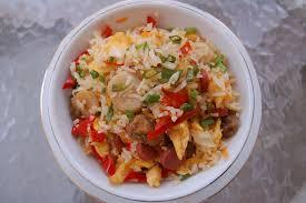 Resep Nasi Goreng Oriental Sayur