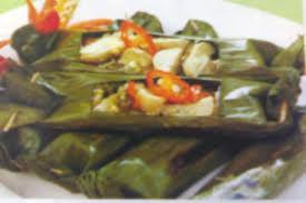 Resep Pepes Jamur Merang