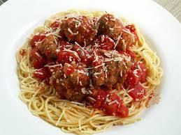 Resep Spaghetti &Meatball Goreng