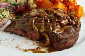 Resep Steak Daging Goreng Saus apel malang
