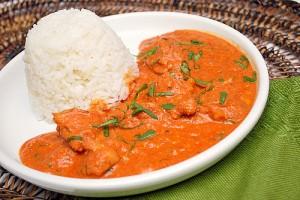 resep Chicken makhani
