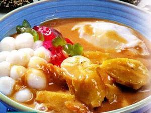 resep Bubur Kampiun (Minang)