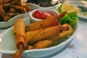resep seafood in Filo