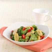 resep tumis brokoli baso sapi