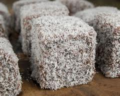 Lamingtone Cake reciepe