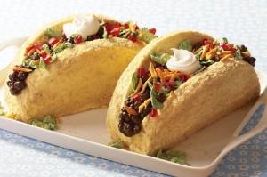 resep dish taco cake