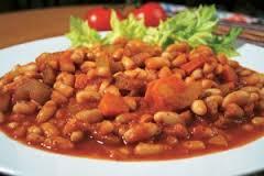 resep Fasolada (Sup Kacang Kedelai)