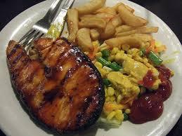 Steak Ikan Salmon