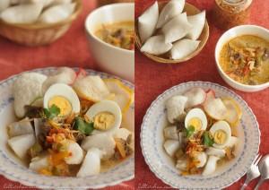 resep ketupat sayur