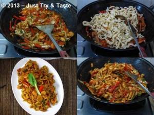 resep mie shanghai
