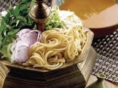 resep oriental bihun jagung spicy