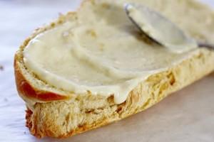 resep roti panggang saus putih