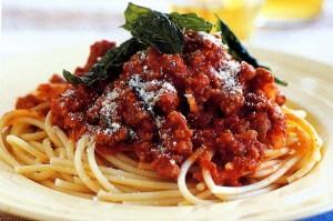 resep spaghetti bolognaisse