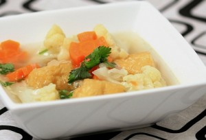 resep sup kembang kol