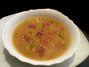resep sup krim labu kuning udang