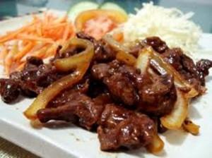 resep daging masak teriyaki