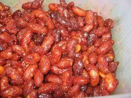 balado kacang merah