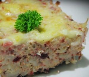 Fusilli Kornet Baked Cheese
