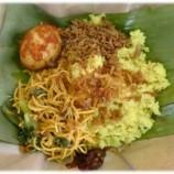 Nasi Kuning Padang